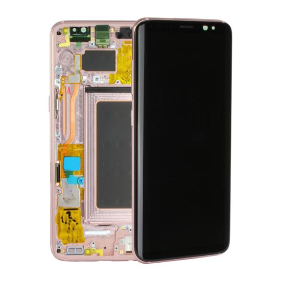 Image de Unité d'affichage pour Samsung Galaxy S8 G950, rose