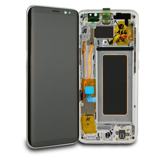 Image de Unité d'affichage pour Samsung Galaxy S8 G950, argent