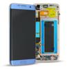 Image de Unité d'affichage pour Samsung Galaxy S7 Edge G935, bleu