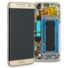Bild von Display Einheit für Samsung Galaxy S7 Edge G935, Gold