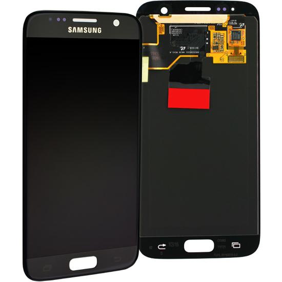 Image de Unité d'affichage pour Samsung Galaxy S7 G930, noir