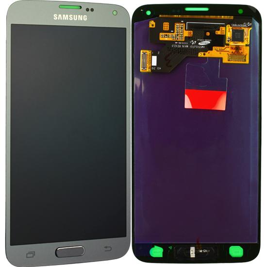 Image de Unité d'affichage pour Samsung Galaxy S5 Neo G903, argent