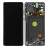 Image de Unité d'affichage pour Samsung Galaxy Note 10 Lite N770, Aura Noir