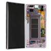 Image de Unité d'affichage pour Samsung Galaxy Note 9 N960, violet lavande