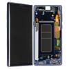 Image de Unité d'affichage pour Samsung Galaxy Note 9 N960, bleu