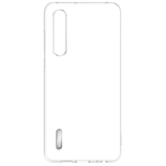 Image de Huawei Housse de protection transparente d'origine transparente pour Huawei P30