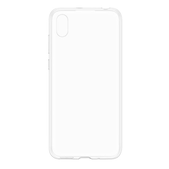 Image de Coque de protection en TPU d'origine Huawei pour Huawei Y5 2019 Transparent