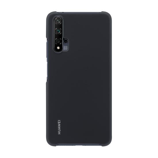 Image de Coque de protection d'origine Huawei pour Nova 5T noire