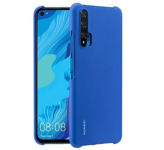Image de Coque de protection d'origine Huawei pour Nova 5T Bleu