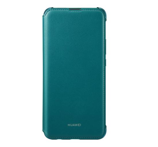 Image de Étui Folio d'origine Huawei Vert pour P Smart Z