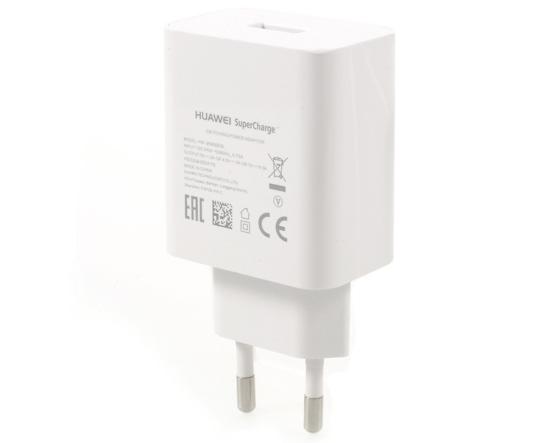 Image de HW-050450E00 Chargeur de voyage USB Huawei Super Charger Blanc (en vrac)