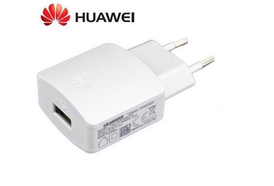 Image de Chargeur de voyage USB Huawei HW-050200E3W blanc (en vrac)