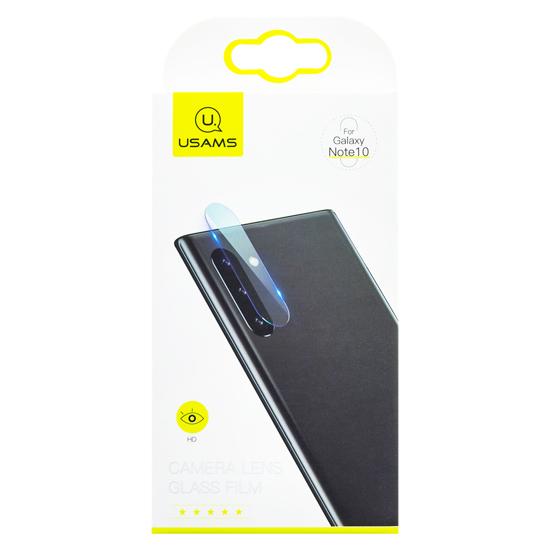 Image de USAMS BH542 en verre trempé pour appareil photo pour Samsung N970 Galaxy Note 10