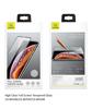 Image de USAMS BH546 Verre Trempé Full Cover 0.33mm pour iPhone 11 Pro Noir