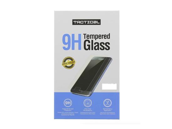 Image de Verre Trempé Tactique 2.5D Noir pour Huawei P Smart Z