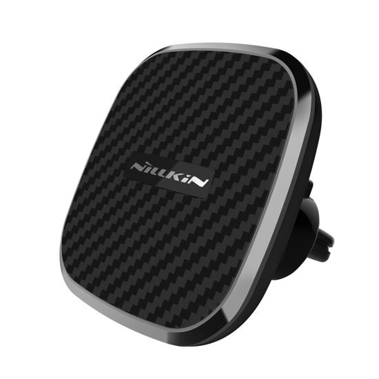 Image de Support magnétique Nillkin Clip-On sur prise avec charge sans fil 10W