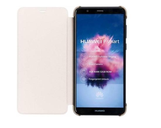 Image de Huawei P Smart Flip Cover Doré (Figo)