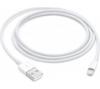 Image de Câble Apple USB-A vers Lightning 1m MQUE2ZM / A Blanc
