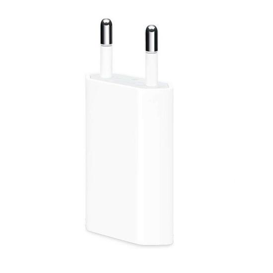 Bild von Apple 5W USB Netzteil weiß MD813ZM / A weiß