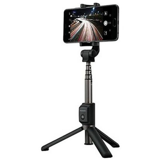 Image de Trépied Selfie Stick AF15 avec télécommande Noir