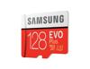 Image de MB-MC128HA / EU Carte mémoire MicroSDXC Evo + Classe 128 Go avec adaptateur