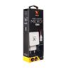 Image de Câble Lightning XTORM + adaptateur secteur CX004 Dual USB 2.4A + 1A