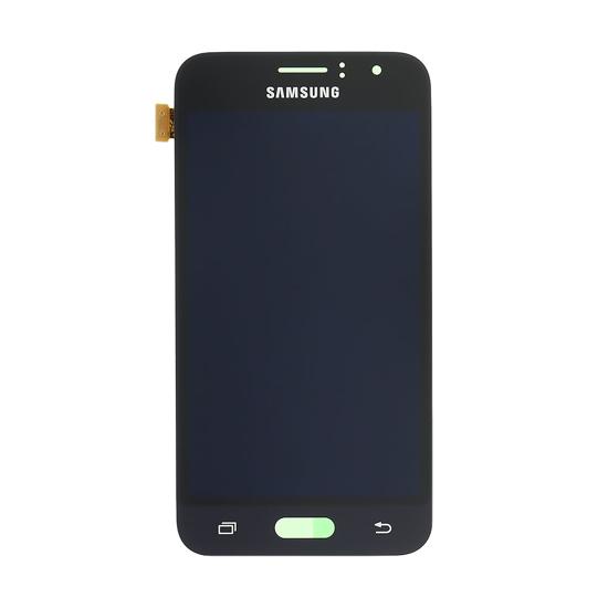 Image de Unité d'affichage pour Samsung Galaxy J120 J1 2016 noir