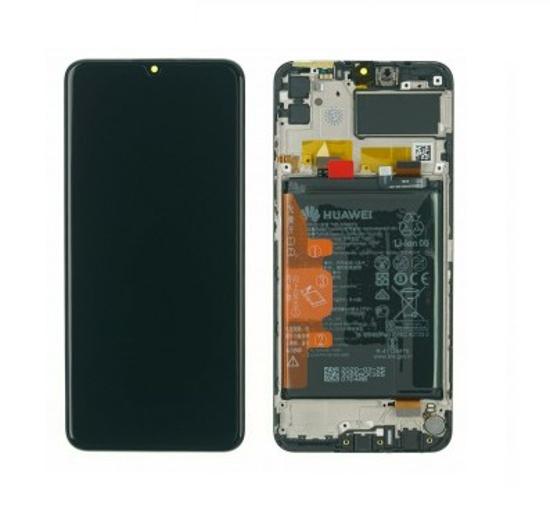 Image de Unité d'affichage pour Huawei Y6p Noir