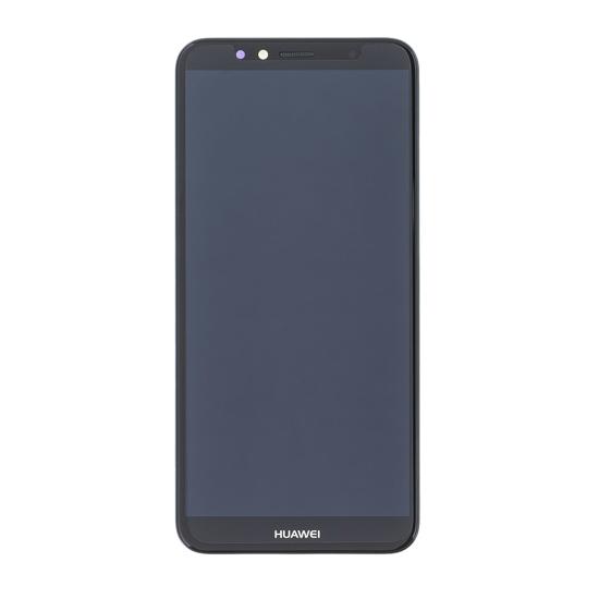 Image de Unité d'affichage pour Huawei Y6/Y6 Prime 2018 Noir