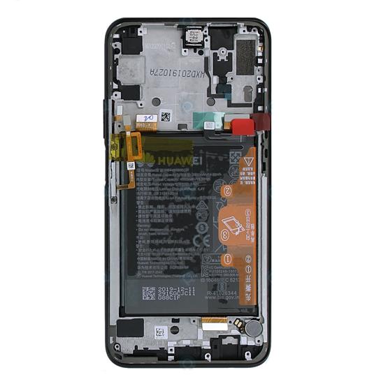 Image de Unité d'affichage pour Huawei P Smart Pro Midnight Noir