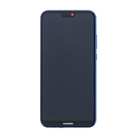 Image de Unité d'affichage pour Huawei P20 Lite bleu