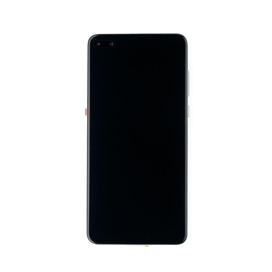 Image de Unité d'affichage pour Huawei P40 Blanc Glacé