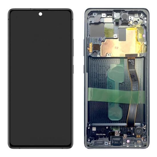 Image de Unité d'affichage pour Samsung Galaxy S10 Lite G770 Noir