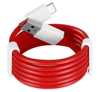 Image de Câble de données OnePlus Warp Charge Type-C (100 cm) Rouge