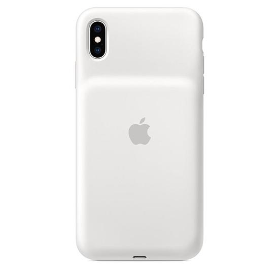 Image de MRXL2ZM / A Apple Smart Battery Cover pour iPhone XS Blanc