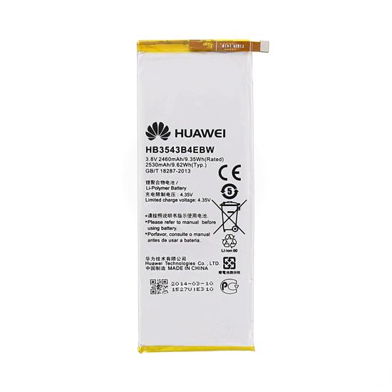 Image de Batterie Huawei HB3543B4EBW 2460mAh Li-Pol