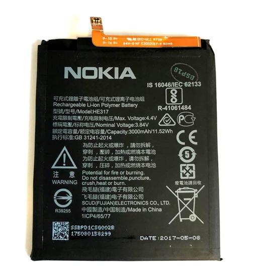 Bild von HE317 Nokia Akku 3000mAh Li-Ion