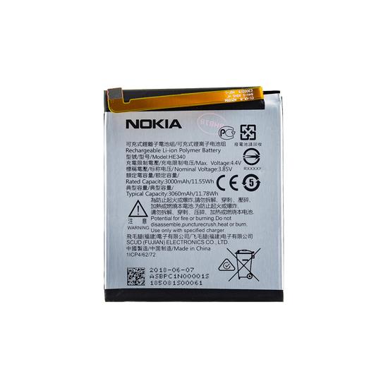 Image de Batterie Nokia HE322 / HE340 Li-Pol 3000mAh