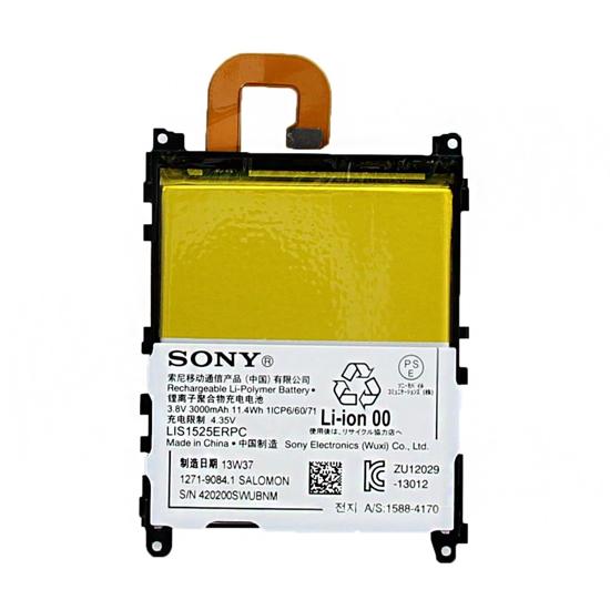 Image de 1271-9084 Batterie Sony 3000mAh Li-Ion