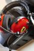Image de Thrustmaster T.Racing Scuderia Ferrari EDITION Casque de jeu Jack 3,5 mm filaire Over-the-ear Rouge