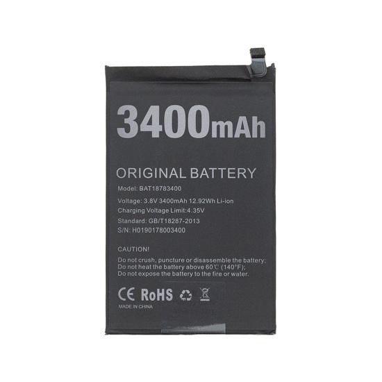 Image de Batterie Doogee 3400mAh pour X90L / Y8