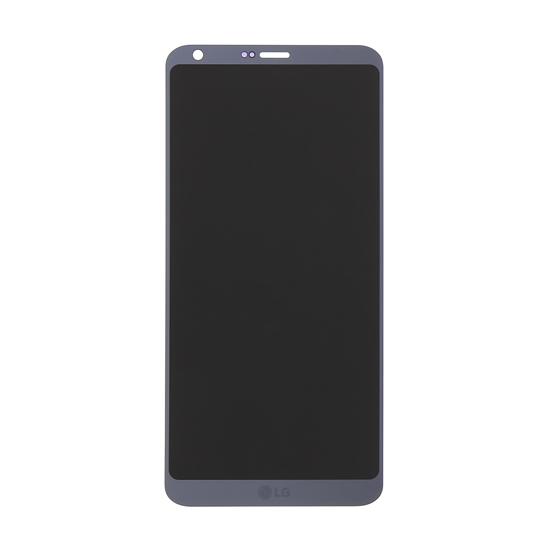 Bild von Display Einheit für LG H870 G6 Silber