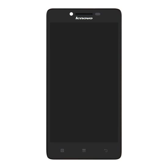 Image de Unité d'affichage pour Lenovo A6000 noir