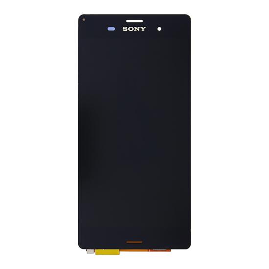 Image de Unité d'affichage pour Sony D6603 Xperia Z3 noir