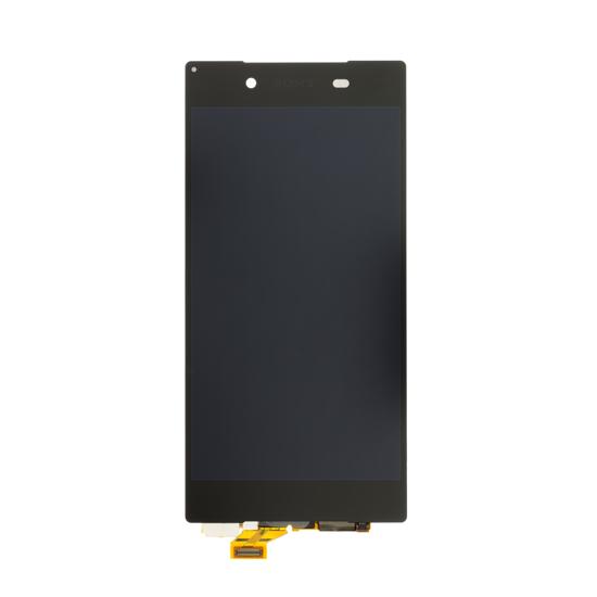 Image de Unité d'affichage pour Sony E6653 Xperia Z5 noir