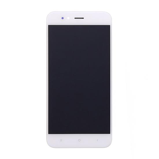 Image de Unité d'affichage pour Xiaomi mi A1 Blanc