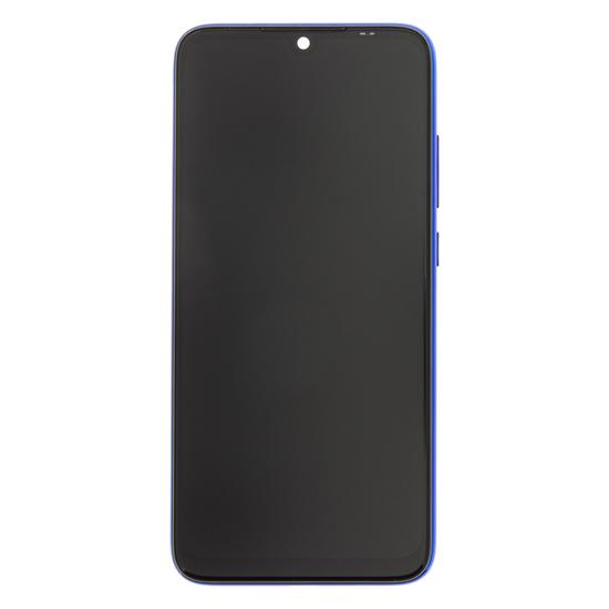 Image de Unité d'affichage pour Xiaomi Redmi Note 7 Bleu