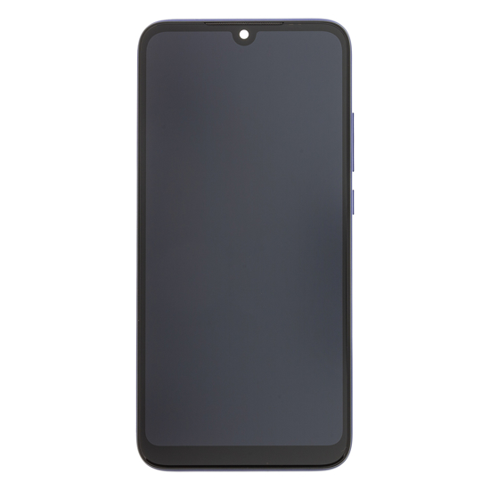 Bild von Display Einheit für Xiaomi Redmi 7 Blau