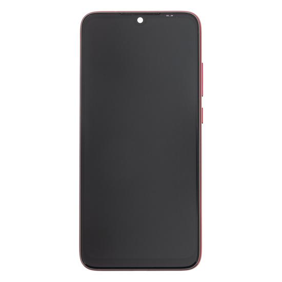 Image de Unité d'affichage pour Xiaomi Redmi Note 7 Rouge