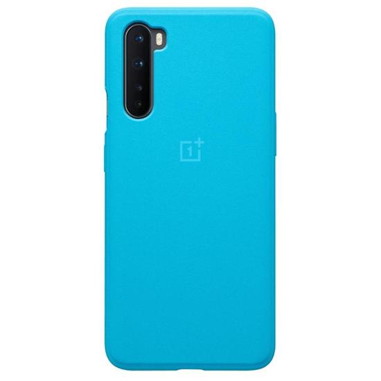 Image de OnePlus Sandstone Bumper Cover pour Nord Blue